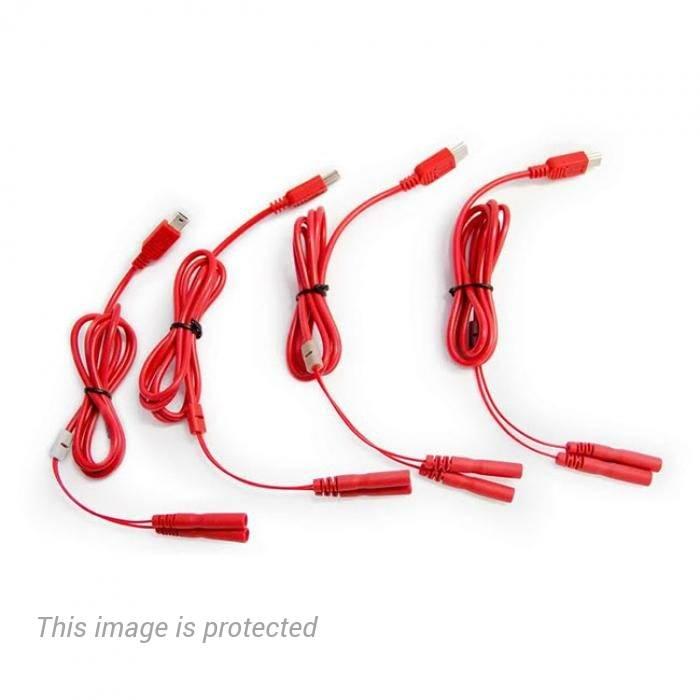 4 CABLES USB MULTISPORTPRO FILAIRE