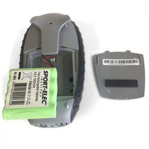 Bateria recargable para electroestimulador multisport pro precision 4 canales marca sport-elec