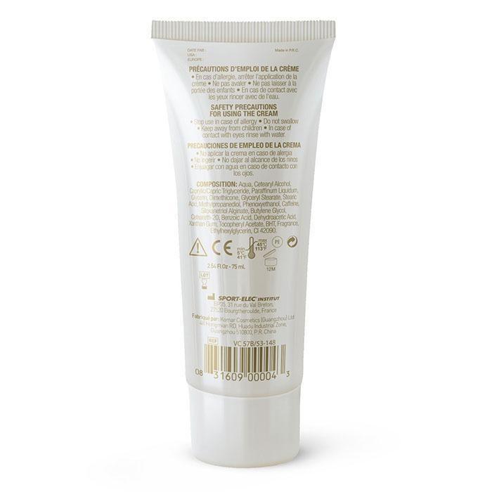 Crema de contacto y masaje 75 ml electroestimulacion multimarcas