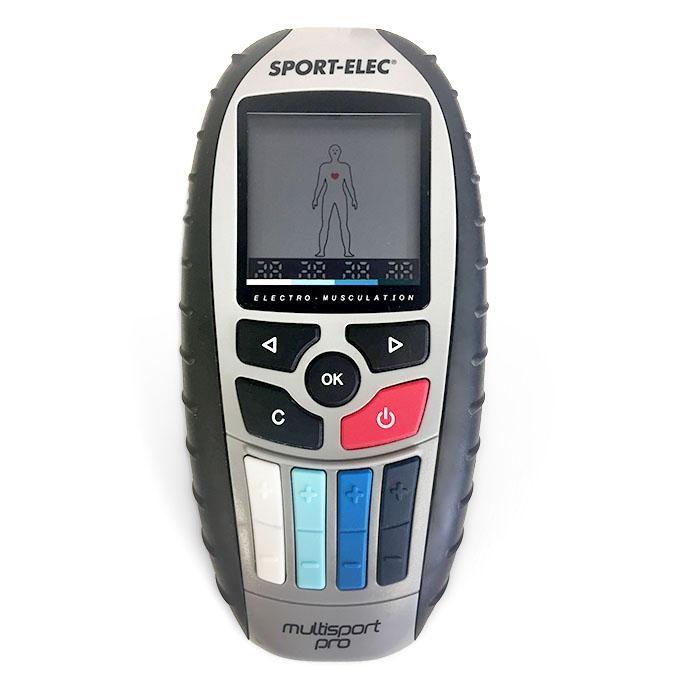 Electroestimulador multisportpro precision sport-elec