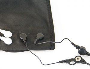 cables de conexcion 4 snaps 3,5 mm / 4 snaps 3,5 mm para prendas combi