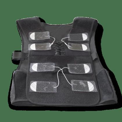 Chaleco combi electroestimulacion compatibles multimarcas