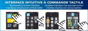 Free action inalambrico 4 motores 4 canales 14 programas 255 variaciones de programas