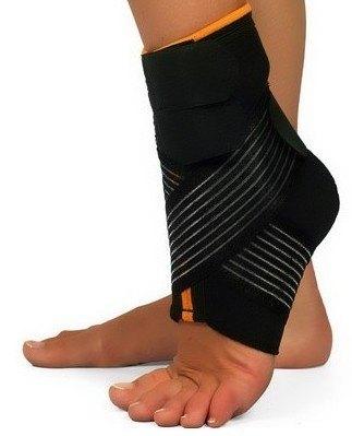 Tobillera Estabilizadora Ajustable Unisex para Esguinces, Artritis, Inflamación