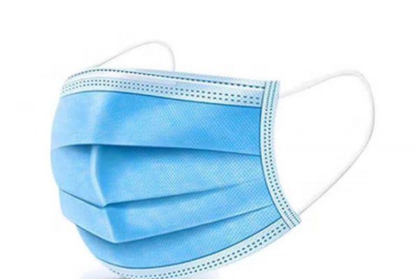 electrotens mascarilla quirofano 3 capas, Mascarillas quirúrgicas