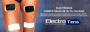 Electroestimuladores, electrodos y accesorios electrotens